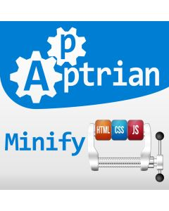 Minify HTML CSS JS for Magento