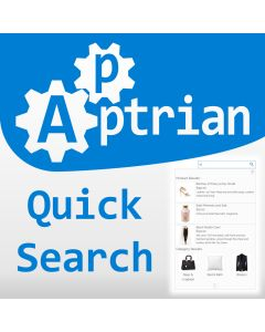 Quick Search for Magento