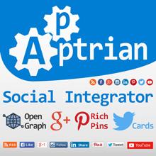 Social Integrator for Magento