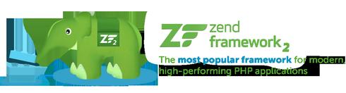 Zend Framework Illustration